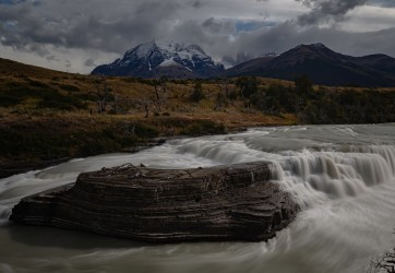 7P8A0452 Torre del Paine NP Patagonia Chile