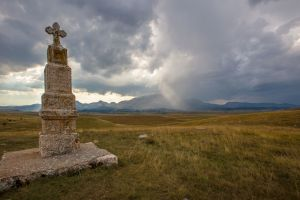 0S8A3967 Stecci Tombstones Durmitor NP Montenegro