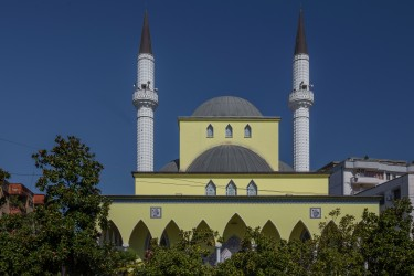 0S8A3641 Mosque Shkoder Albania