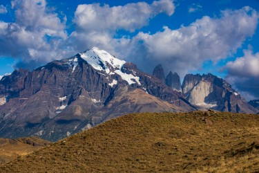 7P8A2932 Torre del Paine Patagonia Southern Chile