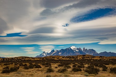 7P8A3133 Torre del Paine Patagonia Southern Chile