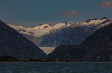 7P8A8736 Glacier Northern Patagonia Southern Chile