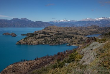 7P8A8839 Lago General Carrera Northern Patagonia Southern Chile