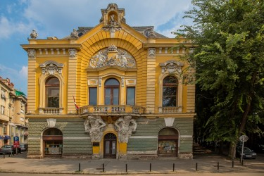 0S8A5755 City Library Subotica Serbia