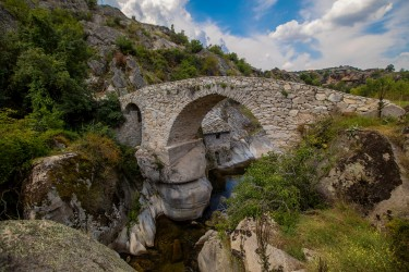 0S8A7149 Stone Bridge Zovic Mariovo Region Southeast Macedonia