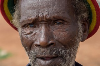 Tribe Male - Kako, Omo Valley, South