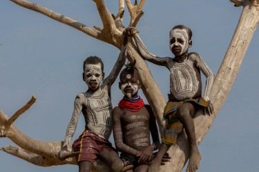 8R2A2548 Tribe Karo Omo Valley South Ethiopia