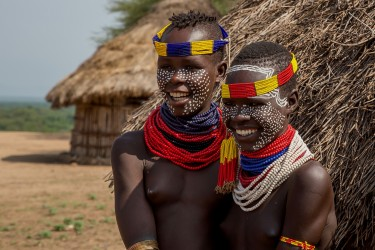 8R2A2603 Tribe Karo Omo Valley South Ethiopia