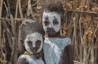 Tribe Arbore - Omo Valley, South