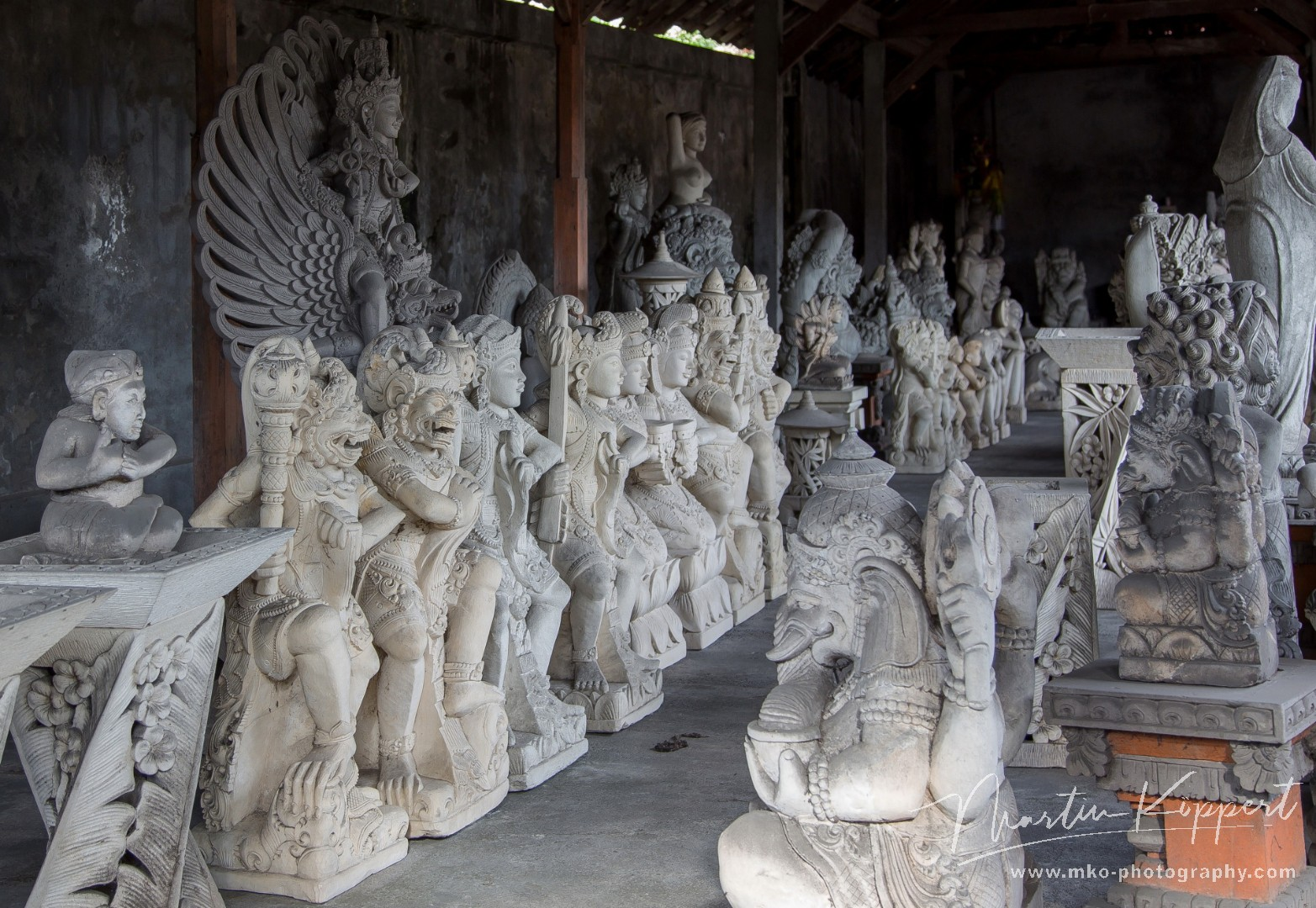 8R2A0008 Handicraft Stone Carving Ubud South Bali Indonesia