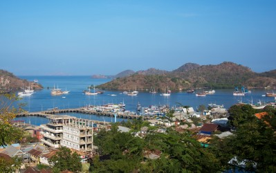 8R2A3843 Port Labuan Bajo Flores indonesia