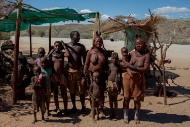 8R2A7146 Tribe Himba North Namibia
