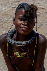 8R2A7929 Tribe Himba North Namibia