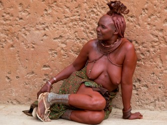 8R2A8177 Tribe Himba North Namibia