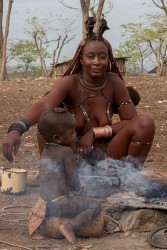 8R2A8208 Tribe Himba North Namibia