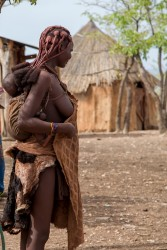 8R2A8233 Tribe Himba North Namibia