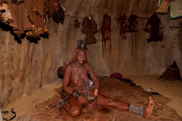 8R2A8244 Tribe Himba North Namibia