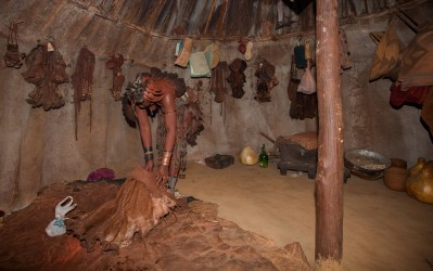 8R2A8245 Tribe Himba North Namibia