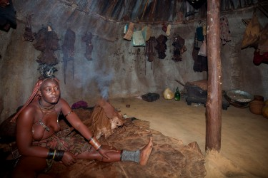 8R2A8246 Tribe Himba North Namibia