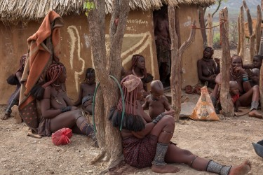 8R2A8254 Tribe Himba North Namibia