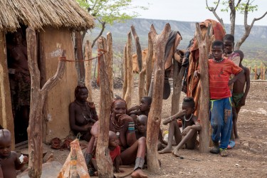 8R2A8255 Tribe Himba North Namibia