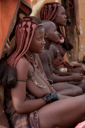 8R2A8256 Tribe Himba North Namibia