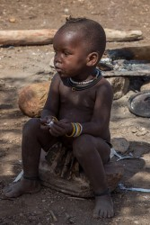8R2A8268 Tribe Himba North Namibia