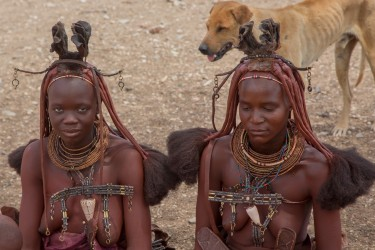 8R2A8305 Tribe Himba North Namibia