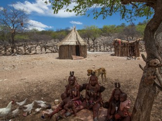 8R2A8306 Tribe Himba North Namibia