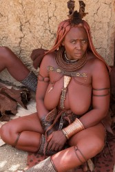 8R2A8317 1 Tribe Himba North Namibia