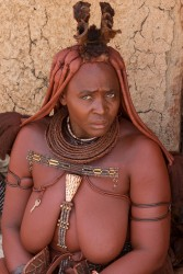 8R2A8317 Tribe Himba North Namibia
