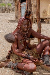 8R2A8319 Tribe Himba North Namibia