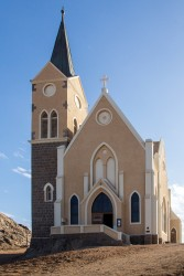 8R2A5062 Rock Church Lu  deritz Southwest Namibia