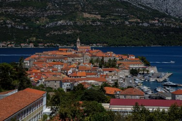8R2A0952 isla Korcula South Dalmatia Croatia