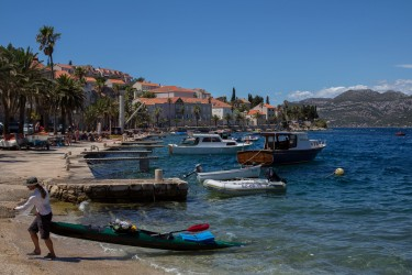 8R2A0965 port isla Korcula South Dalmatia Croatia