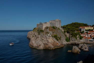 8R2A1035 Fort Lovrijenac Dubrovnik South Dalmatia Croatia