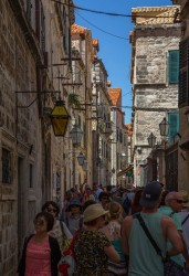8R2A1110 traffic jam Dubrovnik South Dalmatia Croatia